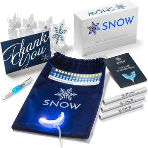 Does Snow Teeth Whitening Really Work