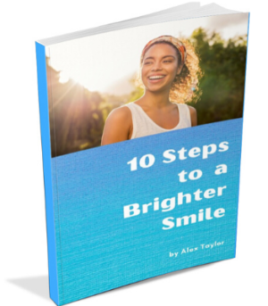 10 steps to a brighter smile